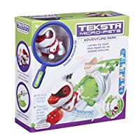 Character Options Teksta Micro Playset - One Supplied Age 3+ (incl 1 Micro Pet)