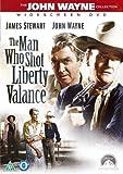 The Man Who Shot Liberty Valance [DVD]