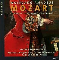 Mozart Complete Fortepiano Concertos