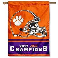 Clemson ACC Football Champions両面House Flag