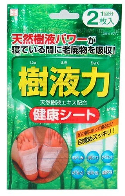 カード本質的に蜂小久保(Kokubo) 樹液力 健康シート 2枚入 (台紙)【まとめ買い12個セット】 S-601