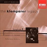 The Klemperer Legacy - Beethoven: Symphony No.8, Overtures