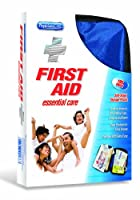 Soft-Sided First Aid Kit for up to 25 People, Contains 195 Pieces (並行輸入品)