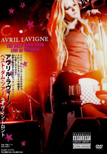 ベスト・ダム・ツアー ライヴ・イン・トロント [DVD]の詳細を見る