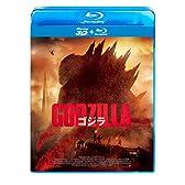 GODZILLA ゴジラ[2014] 3D&2DBlu-ray3枚組