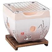 J&Co. 日本商會 七輪 (小) 兎 6733-05