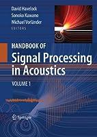 Handbook of Signal Processing in Acoustics
