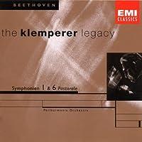 Beethoven;Symphonies 1 & 6