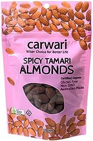 Carwari Organic Carwari Organic Spicy Tamari Almonds 150 g