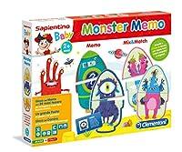 SAPIENTINO 16071 - Monster Memo Games