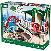 BRIO WORLD トラベルレールセット 33512