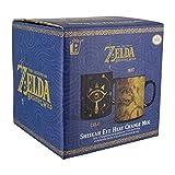 The Legend Of Zelda Sheikah Eye Heat Change Mug (輸入版)