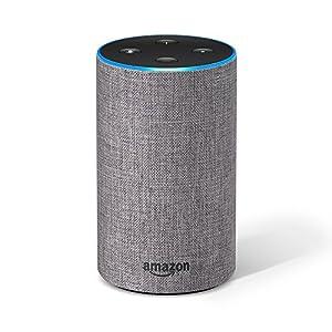 Amazon Echo (Newモデル)、ヘザーグレー (ファブリック)