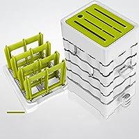 包丁立て ナイフホルダー ナイフスタンド 包丁6本が収納可能 キッチン収納 通気性
