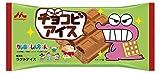 森永乳業 クレヨンしんちゃんチョコビアイス 135ml×24個