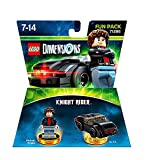 Best LEGO PCゲーム - LEGO Dimensions - Knight Rider Fun Pack Review
