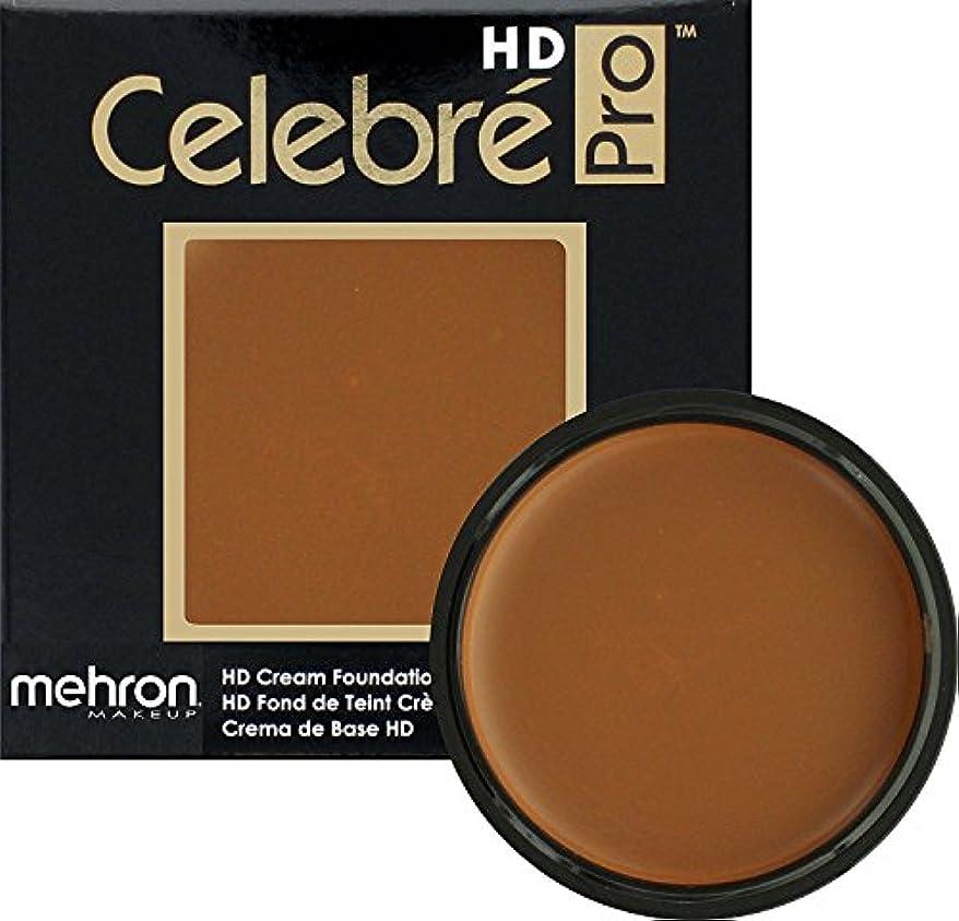予見する中庭うねるmehron Celebre Pro HD Make Up Medium/Dark 4 (並行輸入品)