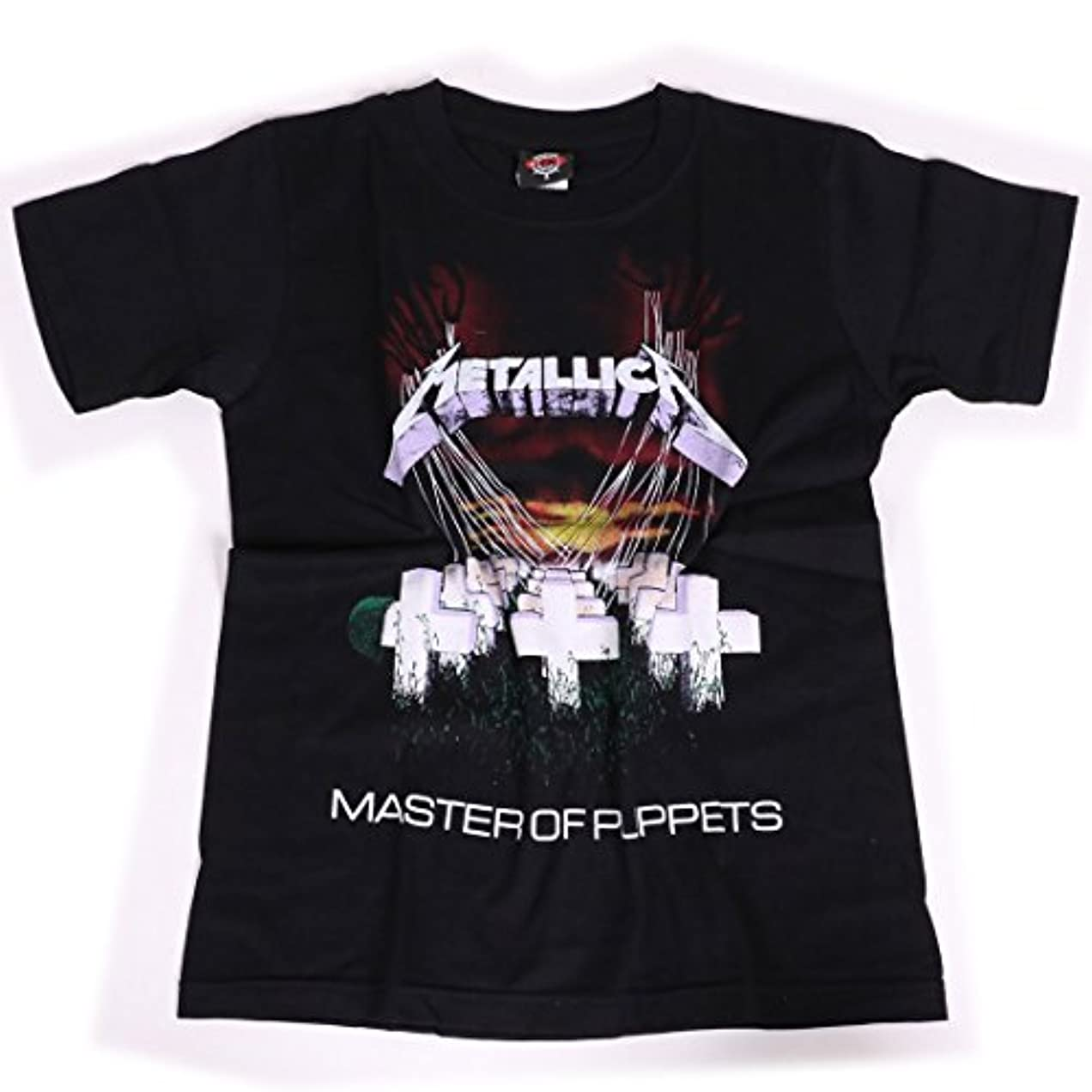 復活させるうつ楽しませる海外製品 メタリカ METALLICA バンド プリント ロゴ 半袖 tシャツ XS S M L [T734]メンズ レディース ロックT