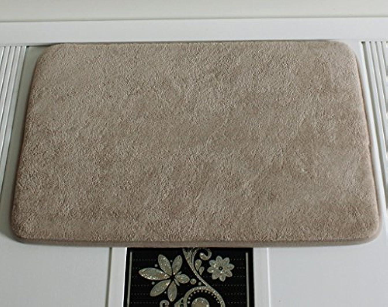 アブセイエーカー実質的にGYP ノンスリップマット吸収ロビーのドアマットマット小カーペットの寝室のドアのドアマットホームマットイントゥ ( 色 : E , サイズ さいず : 40*60センチメートル )