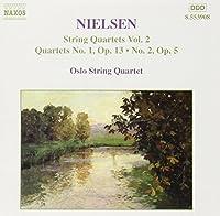 Nielsen: String Quartets, Vol. 2 (2013-05-03)