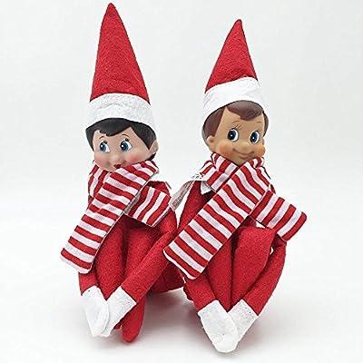 Elf on the Shelf 棚の上のエルフ