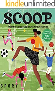 Scoop Magazine - For Curious Kids (English Edition)