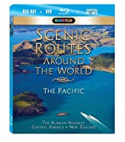 Scenic Routes Around the World: The Pacific [Blu-ray] [Import]