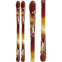 (ケーツー) K2 レディース スキー・スノーボード ボード・板 Superburnin Skis [並行輸入品]