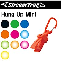 StreamTrail ストリームトレイル クリップホルダー HUNG UP MINI クリップ カラビナ