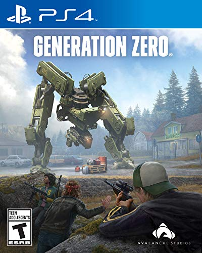 Generation Zero (輸入版:北米) - PS4
