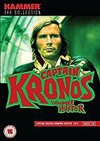 Captain Kronos: Vampire Hunter [DVD]