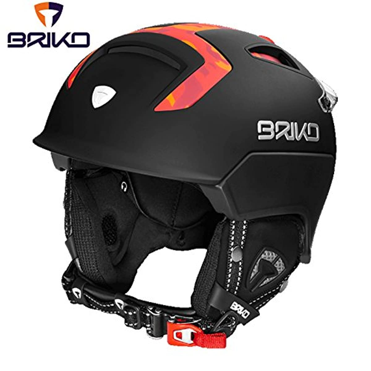 [해외] BRIKO(브리고)MONGIBELLO 스키 헬멧 프리 라이드 맨즈 레이디스 948(매트마 20000D0- (SIZE:58CM|COLOR:948)