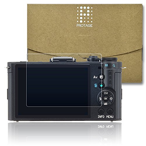PROTAGE PENTAX Q-S1 / Q7 / Q10 / Q 用 ガラスフィルム ガラス 製 フィルム 液晶保護フィルム 保護フィルム 液晶プロテクター ペンタックス QS1 / Q7 / Q10 / Q