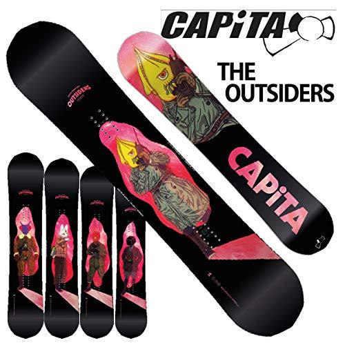 18-19 CAPITA キャピタ THE OUTSIDERS ザ アウトサイダー スノーボード 板 (150)