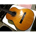 河野賢 MASARU KONO 初期作 19年製 クラシックギター Vntage 好 ヴィンテージ トラ杢 メイプルサイドバック 単板