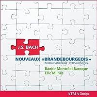 Nouveaux Brandebourgeois 7-12 by J.S. Bach (2012-05-03)