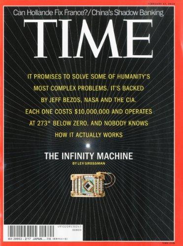 Time Asia February 17, 2014 (単号)