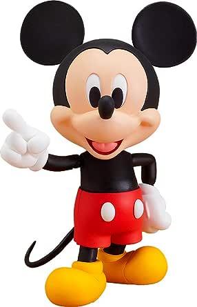 ねんどろいど MICKEY MOUSE ミッキーマウス ノンスケール ABS&PVC製 塗装済み可動フィギュア 再販分