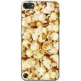 CaseMarket 【ポリカ型】 apple アイポッド タッチ 第5世代 iPod-touch5 ポリカーボネート素材 ハードケース [ ポップコーン パターン ]