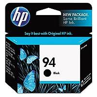 Hewlett - Packard HP 94ブラックインクジェット印刷C S / c8765wn # 140/