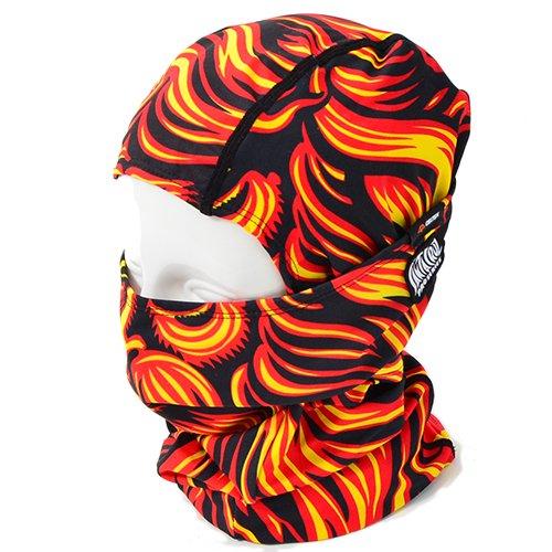 CELTEK(セルテック) メンズ レディース フェイスマスク COMPASS BALACLAVA 目だし帽compass-balaclava