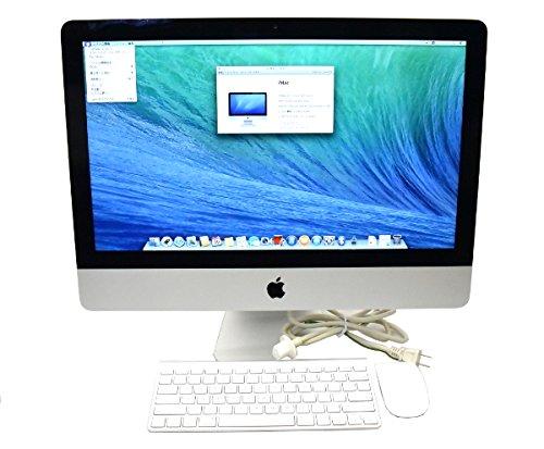 【中古】 Apple iMac 21.5in i5 2.7GHz/8GB/1TB/GT640M/OSX Late 2012