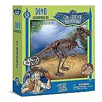 恐竜発掘キット ティラノサウルス Geoworld Dino Excavation Kit Tyrannosaurus Rex Skeleton CL1663K