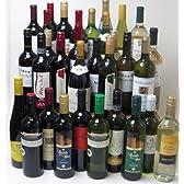 赤ワイン 白ワインお楽しみ福袋5本セット 750ml×5本(赤4本 白1本)