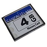 【ノーブランド品】カメラ 携帯電話 GPS MP3 PDASに適用 4GB CF デジタル メモリ カード