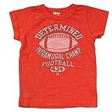 (オフィシャルチーム) OFFICIAL TEAM フットボール Tシャツ FOOTBALL T-SHIRTS半袖/プリントT/ロゴT 80 レッド