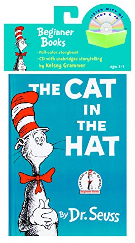 The Cat in the Hat Book & CD (Book and CD)の詳細を見る