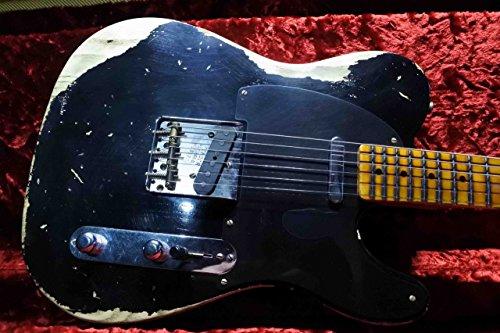 Fender Custom Shop 1952 Telecaster Heavy Relic / Black