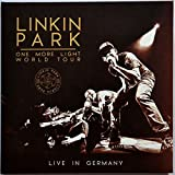 LINKIN PARK One More Light Tour LIVE IN GERMANY 2017 limited edition 2CD set in cardbox