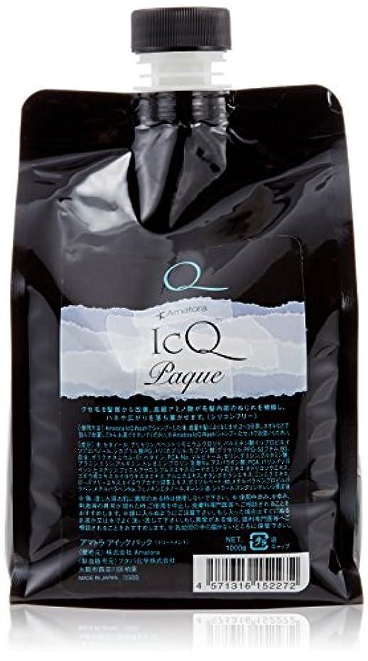 フォーム穴無視アマトラ ICQ アイック パック 1000g